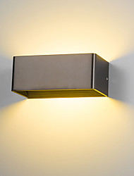 cheap -Modern 8W LED Wall Sconce Indoor Hallway Bedroom Spot Light Metal Decorative Lighting