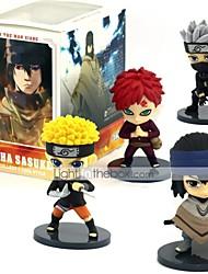 abordables -Las figuras de acción del anime Inspirado por Naruto Sasuke Uchiha CM Juegos de construcción muñeca de juguete