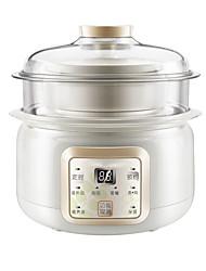 Cozinha Aço Inoxidável 220 Panela de arroz Vaporizadores de alimentos