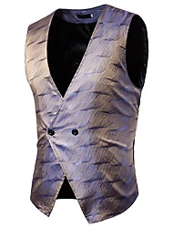 cheap -Men's Cotton Casual Spring Fall Vest