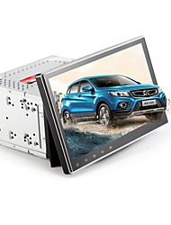 cheap -Factory OEM 10.1 inch 2 DIN Android 7.1 Built-in Bluetooth / WiFi / Capacitive Touch Screen for universal Support / DVD-R / RW / AVI / CD