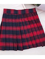 preiswerte -Damen Mini Röcke A-Linie