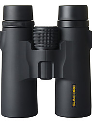 cheap -SUNCORE® 12X42 Binoculars Adjustable High Quality Wearproof BAK4 Multi-coated 94/1000 Central Focusing
