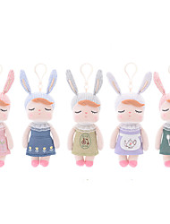 cheap -Stuffed Toys Doll Toys Rabbit Cartoon Fashion Wedding Cute For Children Soft Wedding Rabbit Cartoon Design Fashion Girls 1 Pieces
