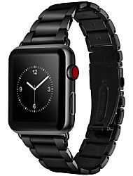cheap -HOCO Apple Watch Band Solid Stainless Steel Apple Watch Strap Business Replacement iWatch Strap for Apple Watch Series 3 Series 2 Series 1