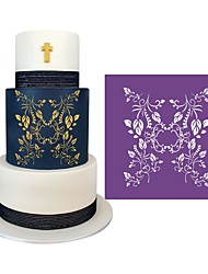 Недорогие -Формы для пирожных Квадратный Other Другие материалы Своими руками Высокое качество Креатив Новое поступление