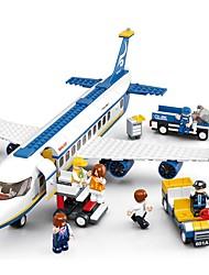 stavební bloky letadla hračky vozidla děti kusy