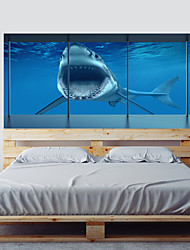 cheap -Animals 3D Wall Stickers 3D Wall Stickers Decorative Wall Stickers, Vinyl Home Decoration Wall Decal Wall