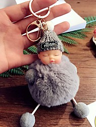 cheap -New Baby Keychain Favors Alloy Keychain-1