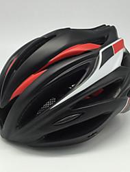 Недорогие -Детские Мотоциклетный шлем Горный велосипед Дорожные велосипеды Карабины Светодиодные фонарики LED подсветка ERP Велоспорт 22