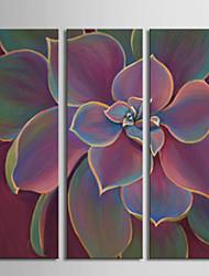 Недорогие -Холст для печати Классика Modern, 3 панели холст Вертикальная С картинкой Декор стены Украшение дома