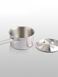 cheap -Stainless steel Stainless Steel Flat Pan Multi-purpose Pot,20*10.5