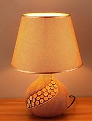 economico -Artistico Pretezione per occhi Lampada da tavolo Per Ceramica 220V Giallo scuro