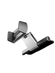 abordables -Automatique Universel Téléphone portable Fixation de Support  Grille de sortie d'air Universel Téléphone portable Titulaire