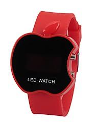 Недорогие -Детские Для пары Повседневные часы Модные часы Карманные часы Китайский Цифровой Повседневные часы силиконовый Группа На каждый день Cool