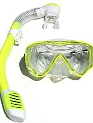 economico -Maschere subacquee Diving Pacchetti Contenitori per immersioni Antinebbia Universali Immersioni Spiaggia Immersione/Nautica Sport