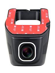 u680 voiture dvr 1280 * 720 170 grand angle wifi dash caméra détection de mouvement application téléphone mobile contrôle av vidéo