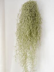 1 ブランチ プラスチック 植物 ウォールフラワー 人工花