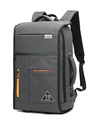 "cheap -Nylon Solid Backpacks 16"" Laptop"