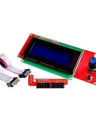 cheap -3D Printer Reprap Smart Controller Reprap Ramps 1.4 2004LCD Control