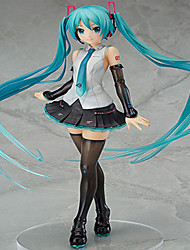 cheap -Anime Action Figures Inspired by Vocaloid Hatsune Miku PVC CM Model Toys Doll Toy Men's Women's