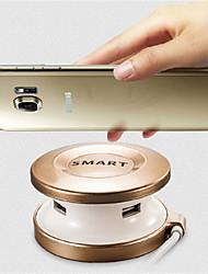 economico -Caricatore senza fili Caricatore del telefono del telefono USB Caricatore senza fili Qi 1 porta USB 2A AC 220V iPhone X iPhone 8 Plus