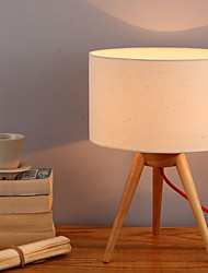 cheap -Artistic Eye Protection Table Lamp For Wood/Bamboo 220V White