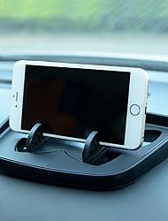 support de support de support de voiture de téléphone portable support de type universel de support de tableau de bord