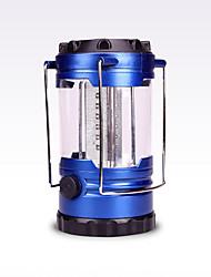 Недорогие -Походные светильники и лампы Светодиодная лампа 200lm Автоматический Режим освещения Плотное облегание Синий