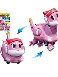 economico -Robot Barchette giocattolo Nave Giocattoli Dinosauro Animali Animali Autovetture Animali trasformabile Interazione tra genitori e figli