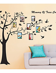 cheap -Shapes Abstract Wall Stickers Plane Wall Stickers Decorative Wall Stickers,Paper Home Decoration Wall Decal Wall