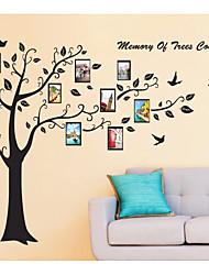 Недорогие -Абстракция Геометрия Наклейки Простые наклейки Декоративные наклейки на стены, Бумага Украшение дома Наклейка на стену Стена
