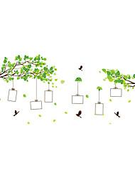 economico -Animali Botanica Adesivi murali Adesivi aereo da parete Adesivi decorativi da parete Adesivi foto,Vinile Decorazioni per la casa Sticker