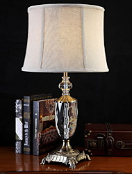 cheap -Artistic Eye Protection Table Lamp For Crystal 220V White