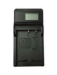 ismartdigi cnp130 lcd usb camera cargador de batería para casio cnp130 np130 np-130 cnp110 np110 np-110 zr1500 zr1000 zr700 zr500 zr1200