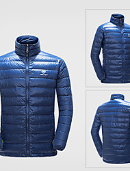 cheap -Unisex Down Jacket Running/Jogging Hiking Camping Winter Sports Heat Retaining Breathability Winter Autumn/Fall