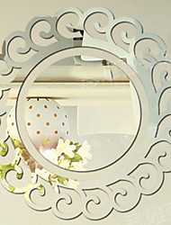 cheap -Decorative Wall Stickers - Mirror Wall Stickers Shapes Bedroom