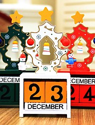 economico -regali di natale di natale decorazioni di nozze di legno vacanza fiaba tema romanticismo primavera, autunno, inverno, estate