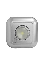 cheap -Motion Sensor Under Cabinet Light LED Step Light Safe Lights 3*AAA Batteries Powered(Not Included)