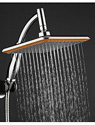 cheap -Modern/Contemporary Hand Shower Chrome Feature-High Speed , Shower Head