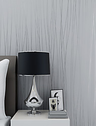 cheap -3D Home Decoration Contemporary Wall Covering , Non-woven fabric Material Self adhesive Wallpaper , Room Wallcovering