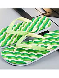 economico -Da ragazzo Scarpe Pelle OVC Inverno Autunno Comoda Pantofole e infradito Footing A quadri per Casual Viola Giallo Rosso Verde
