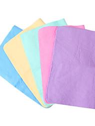 preiswerte -Katze Hund Tuch Baden Tragbar Klappbar Purpur Blau Rosa