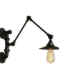 abordables -Style mini Rétro / Vintage / Rustique / Traditionnel / Classique Lumières de bras oscillant Salle de séjour / Magasins / Cafés Métal
