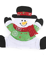 1pç Natal Enfeites de Natal Decorações de férias,20*16