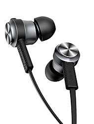 abordables -auriculares de control de oído baseo enock h01 3.5 mm interfaz de la bobina