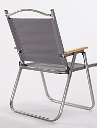 cheap -Camping Folding Chair Folding Aluminum alloy for Camping