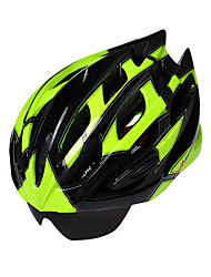 cheap -ACACIA  Bicycle helmet EPS + PC material with glasses ultralight mountain bike helmet size: 57-62 centimeters