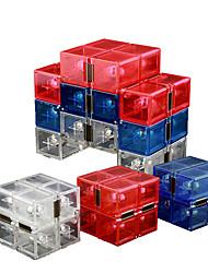 Недорогие -Кубик Infinity Cube Игрушки Игрушки Стресс и тревога помощи Товары для офиса Square Shape пластик Места Классический Куски Взрослые