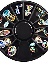 economico -Gioielli per unghie Nail Art Design Lusso / Di tendenza Quotidiano